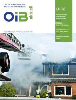 OIB aktuell, Heft 1/2018