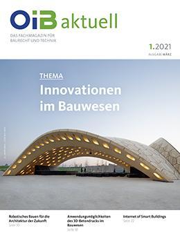 OIB aktuell, Heft 1.2021