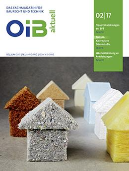 Cover OIB aktuell, Heft 2/2017
