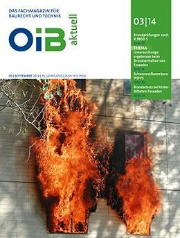 OIB aktuell, 3/2014