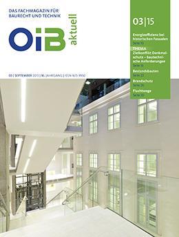 OIB aktuell, Heft 3/2015