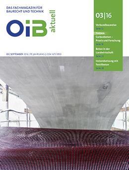 OIB aktuell, Heft 3/2016