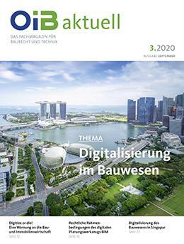 OIB aktuell, Heft 3.2020