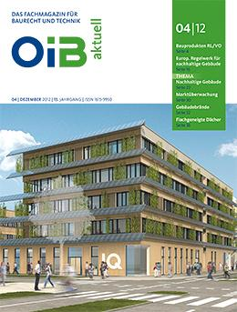 OIB aktuell, Heft 4/2012