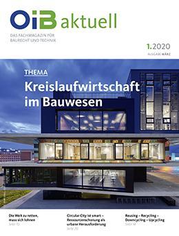 OIB aktuell, Heft 1/2020
